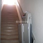 Instalación De Plataforma Elevadora Remontaescaleras Para Minusválidos