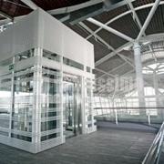 Instalación De Ascensores En El Aeropuerto De Zaragoza
