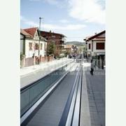 Pasillos Rodantes Para La Avenida Salsidu, En Algorta