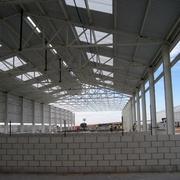 Construcción Naves en Gabaldón