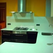 Blanco y Negro en la cocina