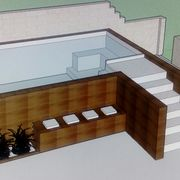 Próximo proyecto 3d piscina elevada