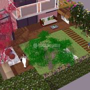 Remodelación de un jardín