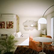 Un apartamento con mucha vida