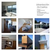 Urbanización de 10 viviendas en A Caeira