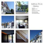 Edificio de 70 viviendas en Oleiros