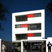 Proyecto edificio de viviendas colectivas