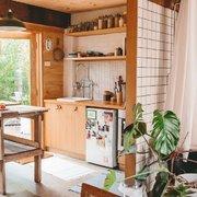 cocina garaje
