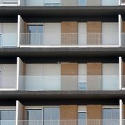 Edificio para 90 viviendas y locales