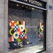 Reforma tienda Louis Vuitton