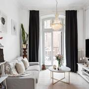Salón pequeño con estilo