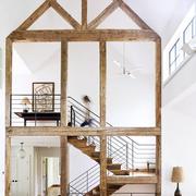 vigas de madera estructurales