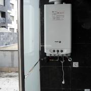 Instalación de gas natural en 24 viviendas