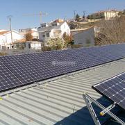 Instalación Solar Fotovoltaica de Conexión a Red de 11 kwp
