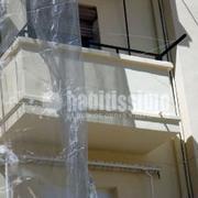 Reparación y pintura de fachada