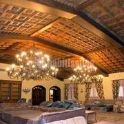 Techos artesonados / coffered ceilings / decoración tradicional / traditional decoration
