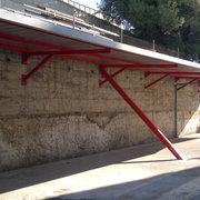 Construcción Y Montaje De Marquesina Metálica