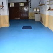 Resina Epoxi en garaje. Rehabilitación de pavimento.