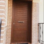 Puerta de entrada teka