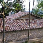 Rehabilitació integral d'una coberta de fusta en una masia