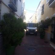 Mudanzas en el centro histórico de Estepona