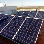 Instalacion Solar Fotovoltaica de 2,43 kWp