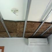 Aislamiento acústico de pared techo