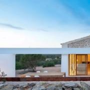 Ampliación casa de piedra