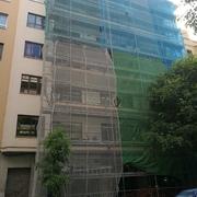 Rehabilitación de edificio de viviendas en Palma