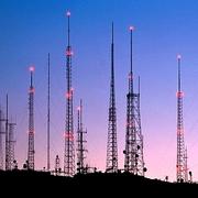 Antenas de telefonía y radio