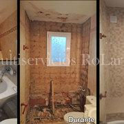 Cambio de bañera por plato de ducha en Sant Pere i Sant Pau