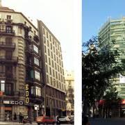 Proyecto y rehabilitación de fachada