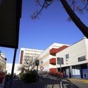 Aplicación monocapa en piedra Hospital de Jerez