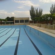 Reforma piscina, Zaragoza