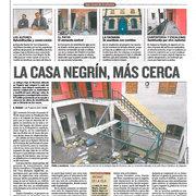 Artículo en periódico