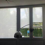 Proporcionar intimidad a una terraza acristalada