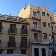 Rehabilitación de fachada en casco histórico
