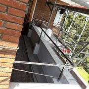 Construccion balcón
