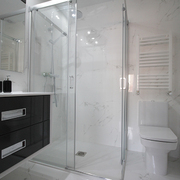 Baño contemporaneo