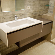 baño - mueble de lavabo Pedini