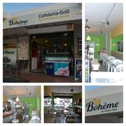 Bar-Cafetería-Grill La Bohéme