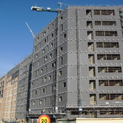 Bilbao. Escuela de Ingenieros. Onexit Thermic (Aislamiento termico SATE ETICs)