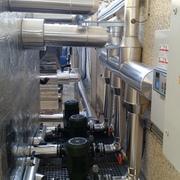 Refrigeración industrial para empresa del sector del automóbil