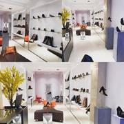 Reforma integral de estupendo boutique de calzado y complementos en el centro de Pamplona