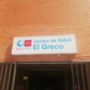 Distribuidores Philips - OrkAventura en el CENTRO DE SALUD EL GRECO (GETAFE)