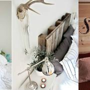 Cabeceros caseros para la cama