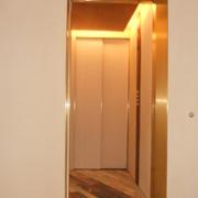 Nuevo ascensor personalizado completamente