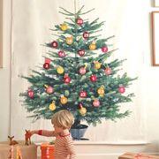 Calendario de adviento en árbol