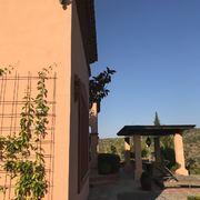 Sistema de alarma y CCTV en villa.