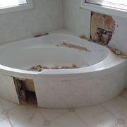 Cambio Bañera Por Plato En Obra  De Sra Rosa Ana Comas